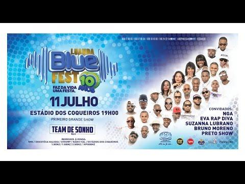 Luanda BLUE FEST