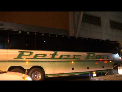 The New Breed! : 2013 MCI J4500 762 Operating For Peter Pan Bus Lines