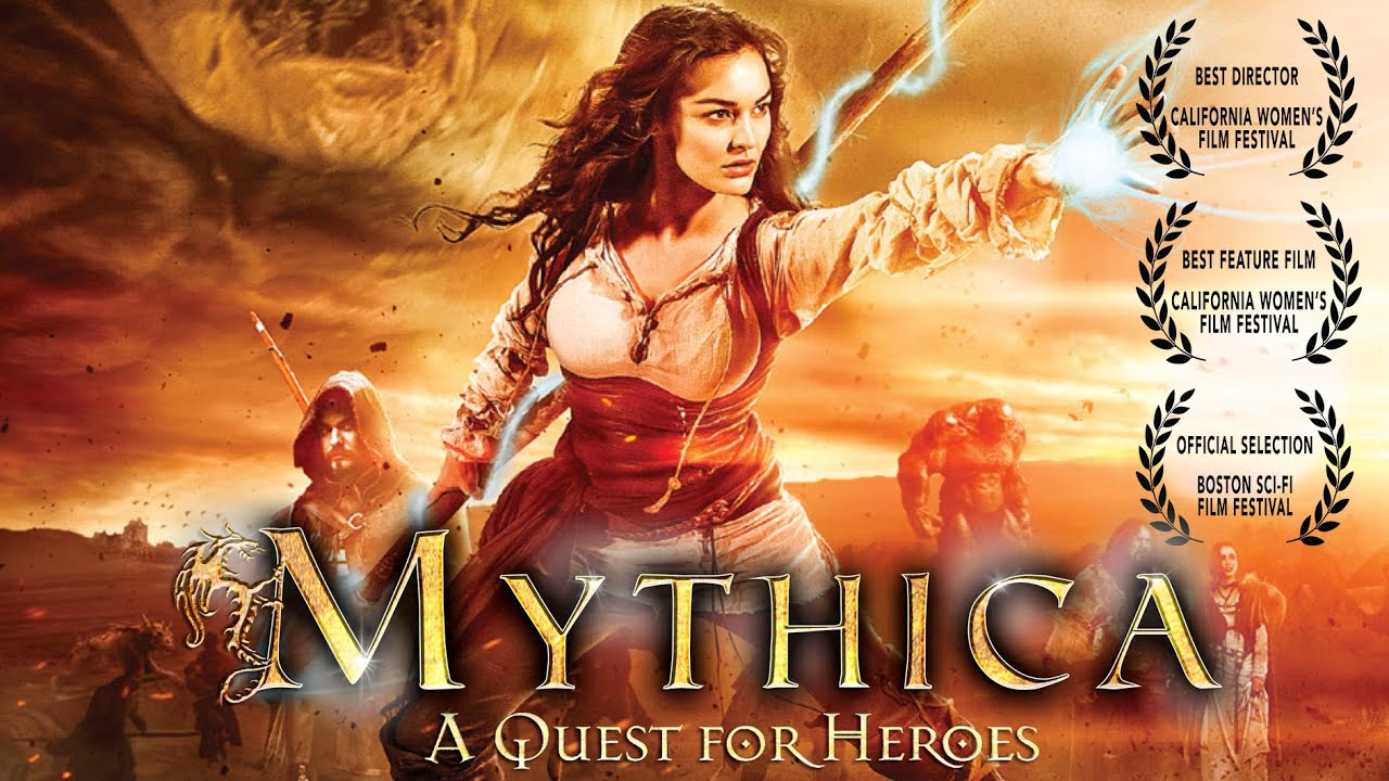 Mythica A Quest for Heroes – Mythica o căutare pentru Heroes (2015)