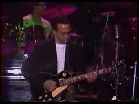 Al Di Meola 1991 Kiss My Axe Live