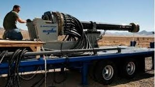 General Atomics | Blitzer Electromagnetic Railgun Test Firing 2016 [720p]