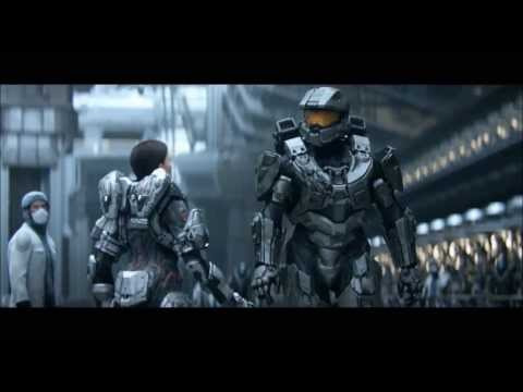 Halo Tribute (radioactive- Imagine Dragons) video
