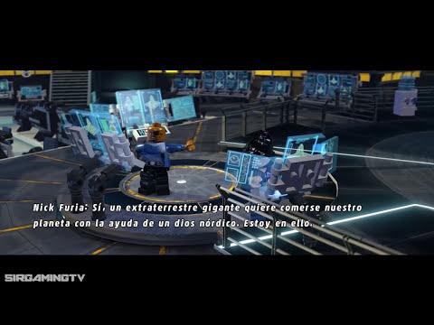LEGO Marvel SuperHeroes Pelicula Completa En Español HD