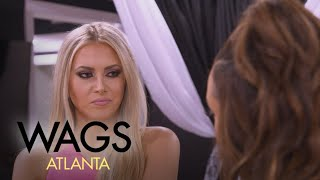 WAGS Atlanta | Kaylin Jurrjens Has a Party Meltdown | E!