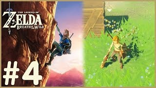 Zelda: Breath Of The Wild - Attacked By Bees! (4)