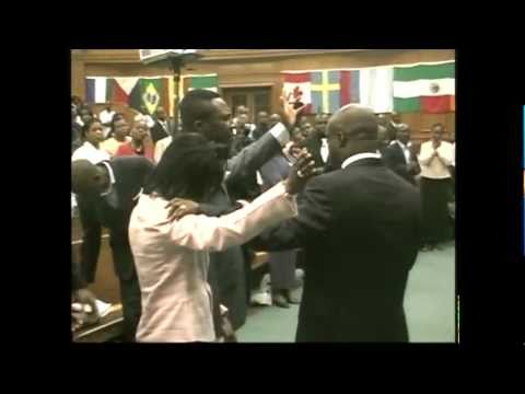 Prophet Victor Boateng's prophecy to Apostle Joe McDavid   www.joemcdavidministries.isteaching.com