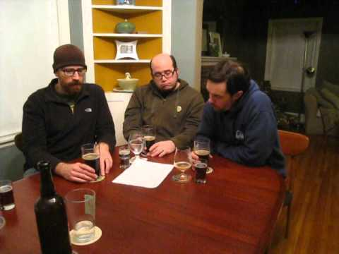 Robust Porter discussion with Michael Dawson and Chip Walton.