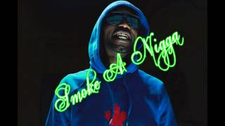 Juicy J - Smoke A Nigga (Instrumental)