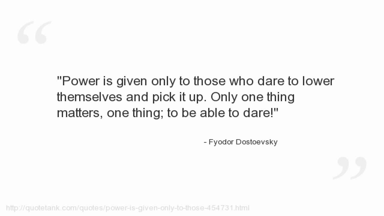 dostoevsky crime and punishment essays