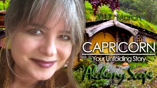 Capricorn March 2017 | Alchemy Scope for Evolution | Pisces New Moon Cycle