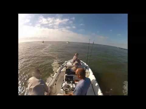 Myrtle Beach Red Drum Fishing