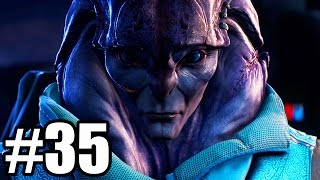 JAAL'S LOYALTY | ME:Andromeda Let's Play - Part 35