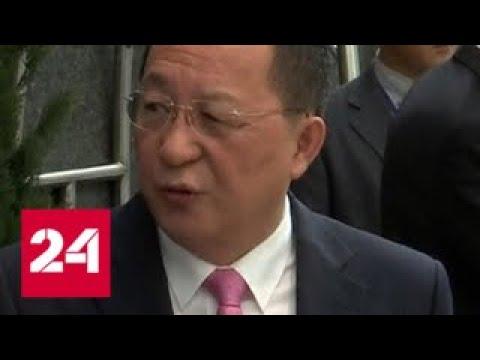 Это война: КНДР будет сбивать американские самолеты - Россия 24