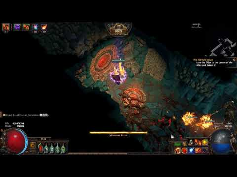 POE 3.3 FB+HoT ignite T12