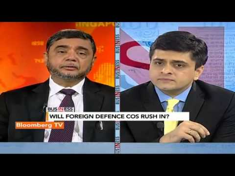 In Business- 49% FDI Cap In Defence A Welcome Move: M&M