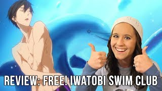 ANIME REVIEW: Free! Iwatobi Swim Club - ??