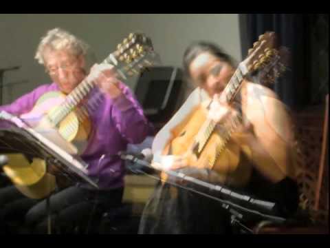 Eliot Fisk&Zaira Meneses: Violin Duets of Luciano Berio
