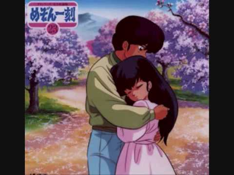 ... and the song is Kanashimi yo Konnichiwa and the other anime is ranma 1/2 ...