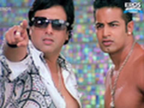 Govinda scares Upen Patel - Money Hai Toh Honey Hai Video
