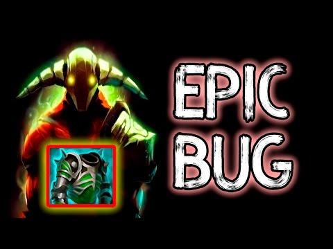 EPIC Dota 2 Bug - Assault Cuirass + Ring of Aquila aura bonuses!
