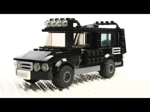 Lego SUV Car MOC