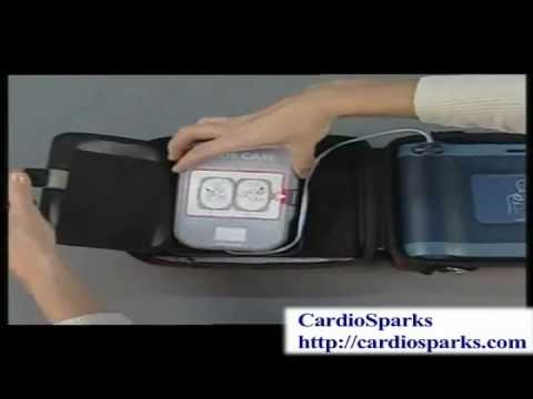 The Philips FRx AED for Professional Use: The Set Up