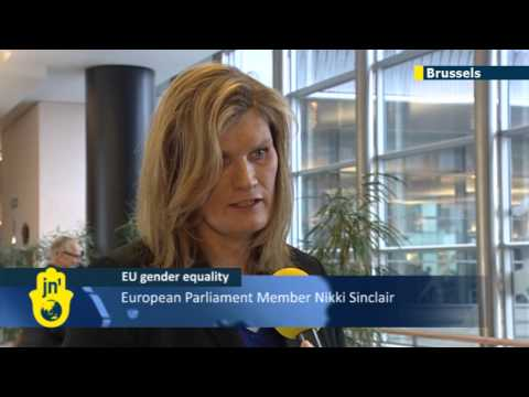 EU Gender Quota Plans: MEPs looking to impose equality regulations after 2014 elections