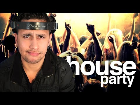 PARTY AT MY HOUSE! | BACK TO THE CLUB