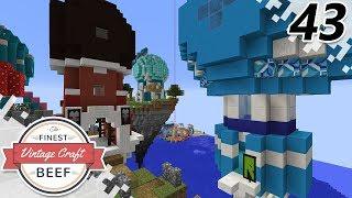 Making Connections - MINECRAFT (VintageCraft Server) - EP43 (Minecraft Video)