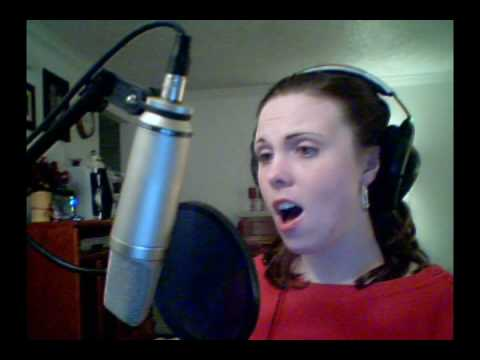 "Laura sings the ""Diva Dance"" from the Fifth Element"