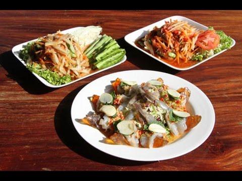 ร้านครัวกำปั่น เขาใหญ่ ร้านอาหารอร่อยเขาใหญ่ อาหารไทย-อีสานเด็ดมาก