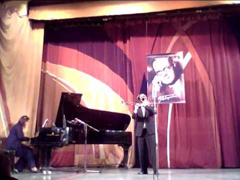 Бах Иоганн Себастьян - BWV 1068 - Сюита для оркестра №3 Air (тромбон)