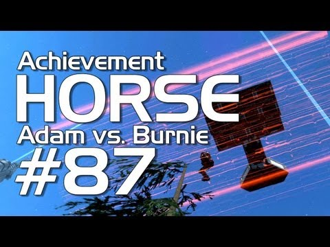 Halo: Reach - Achievement HORSE #87 (Adam vs. Burnie)