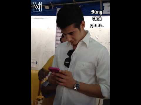 [FUNNY] Mario Maurer helped mother sell deodorant products 02.06.2016