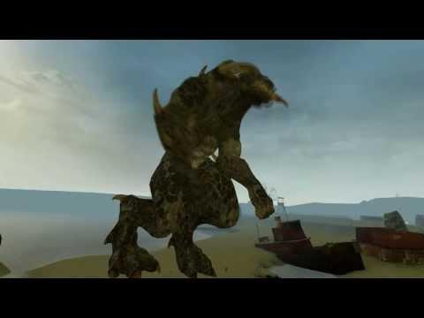 Krallzilla (1): Gmod Vore Fantasy video