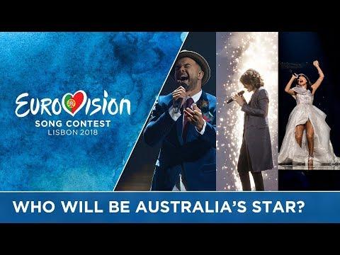 Who will be Australia's next Eurovision star?