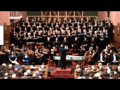 Handel: Messiah - 24 Surely He hath borne our griefs (Napier Civic Choir)