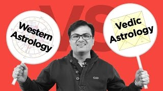 Western Astrology vs Vedic Astrology (With Scientific and Mathematical Logics)