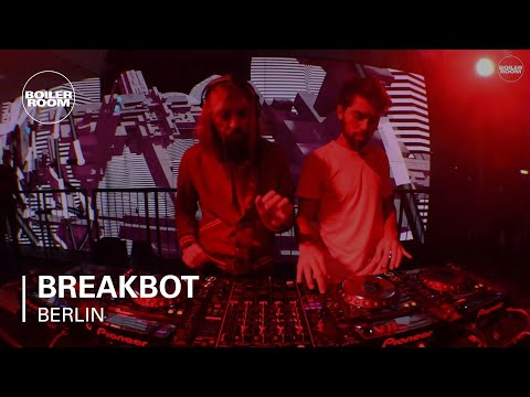 Breakbot Audi Q2 X Boiler Room #untaggable DJ Set