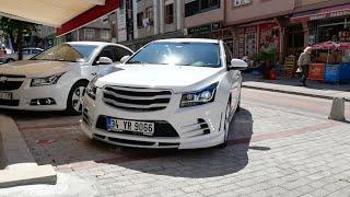 Chevrolet Cruze Modifiye Yedek Parça Umut Oto Sohbet