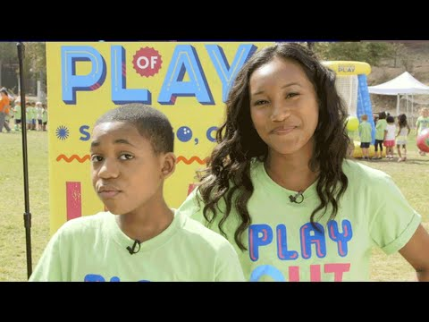 Worldwide Day of Play | On the Road in San Diego | Nick