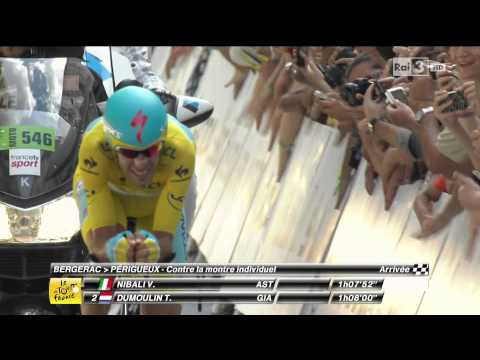 Tour de France 2014 Nibali Crono
