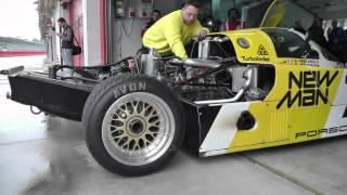 Porsche 956 insane revs sound