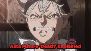 Black Clover Creator Reveals Asta's 'Death' Explained