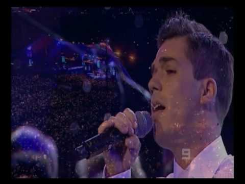 Ave Maria Anthony Callea at Carols By Candlelight Music Videos