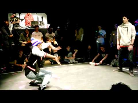 Brooklyn vs Fred (Alliance 2 Styles) | Waz up Battle