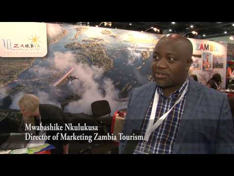 Meetings Africa JHB Feb 2015, Zambia Tourism