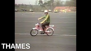 Vintage Motorcycles | Motorbike Safety | Motorbike Review | Drive in | 1976
