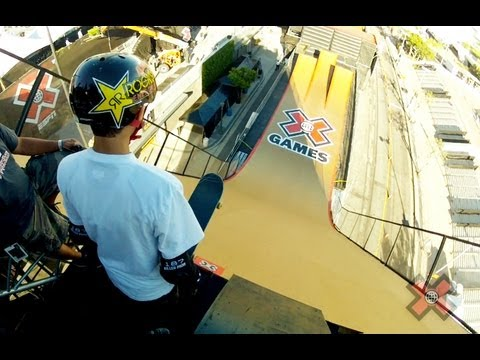 GoPro: Mitchie Brusco's Road to X Games XVIII Episode 3