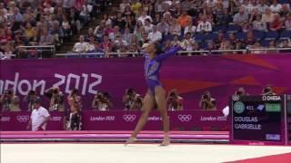 Gabby Douglas 2012 Olympics QF FX